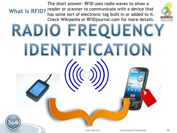 How Near Field Communications (NFC) and Radio Frequency
