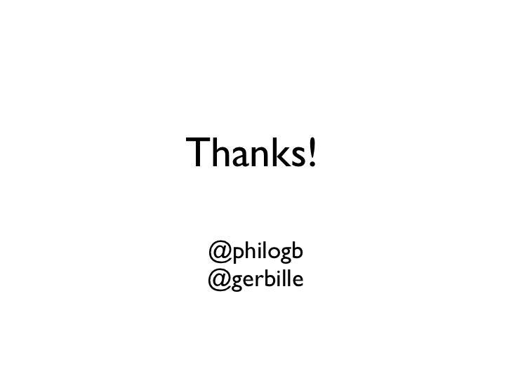 Thanks! @philogb @gerbille
