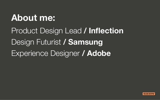 SXSW2013: Design for Aging, Your Future-Self Slide 2
