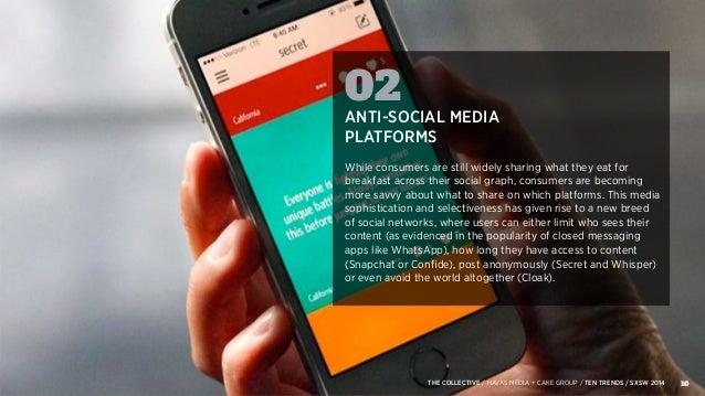 SXSW 2014: 10 Trends from Cake Group & Havas Media Slide 10