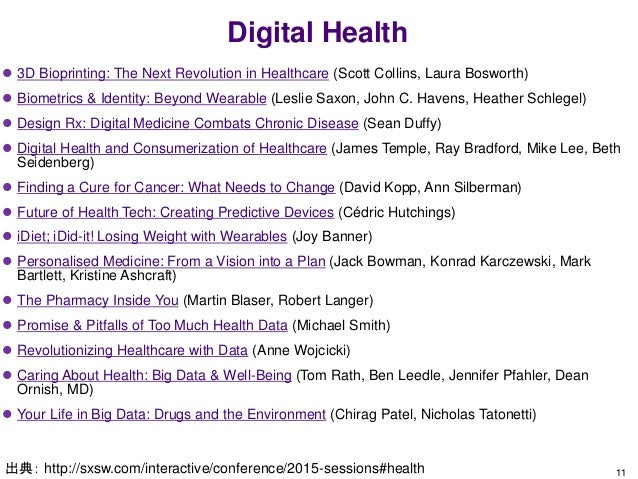 Digital Health  3D Bioprinting: The Next Revolution in Healthcare (Scott Collins, Laura Bosworth)  Biometrics & Identity...