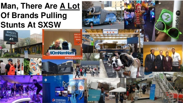 SapientNitro prints #SXSWBest hashtag on lanyards to aggregate the best SXSW events and hijack the Twitter trend tweetstor...