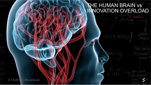1 THE HUMAN BRAIN vs INNOVATION OVERLOAD 3.13.2015 | #brainload