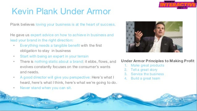 Brand Innovator: Mark Cuban Mark Cuban is a strong believer that effort is the one thing you can control in business. At S...
