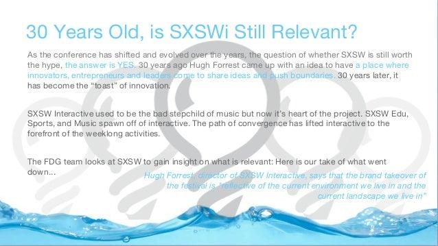 SXSW 2016 Slide 3