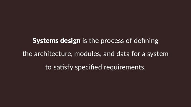 4. Establish common systems and standards.
