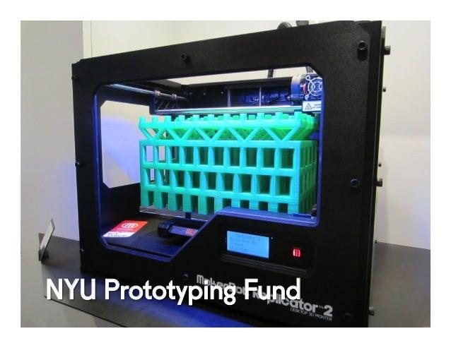 @NYUEntrepreneur NYU Prototyping Fund