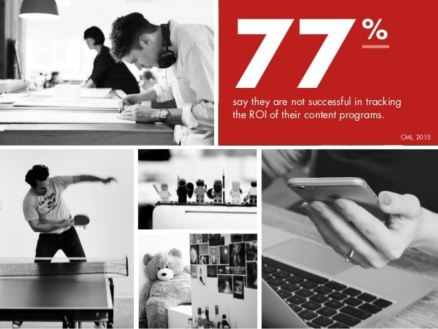 89 % of content marketers are focused on creating more engaging, higher quality content now or within the next 12 months. ...