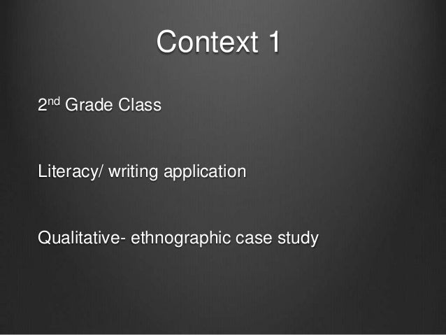 Context 2Multiple Grade levelsPBL and collaborative focus, centered onecological topicsUsability testing with teachers.
