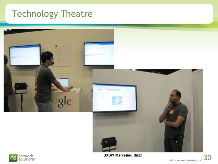 Technology Theatre<br />