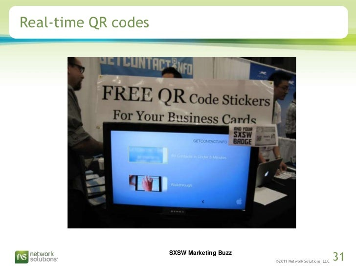Real-time QR codes<br />
