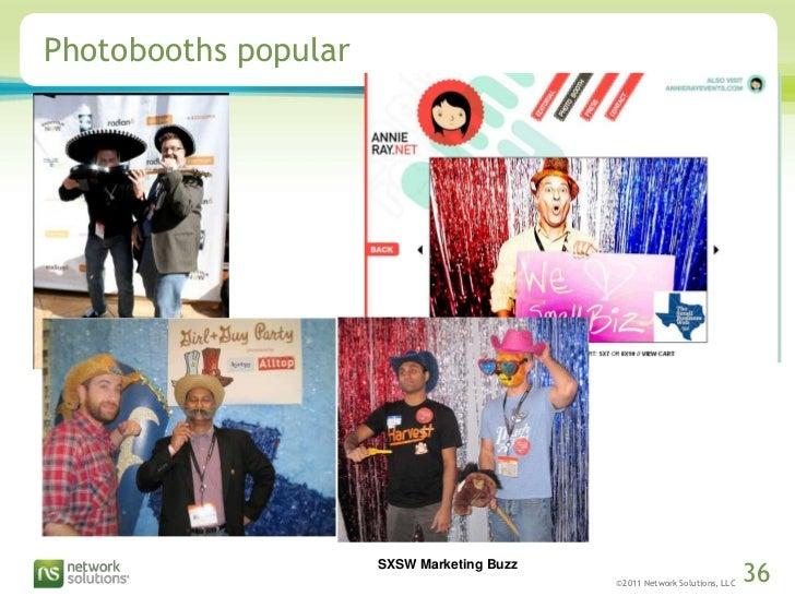 Photobooths popular<br />