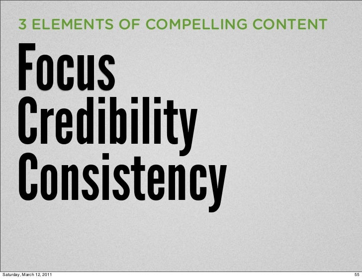 how to write compelling content