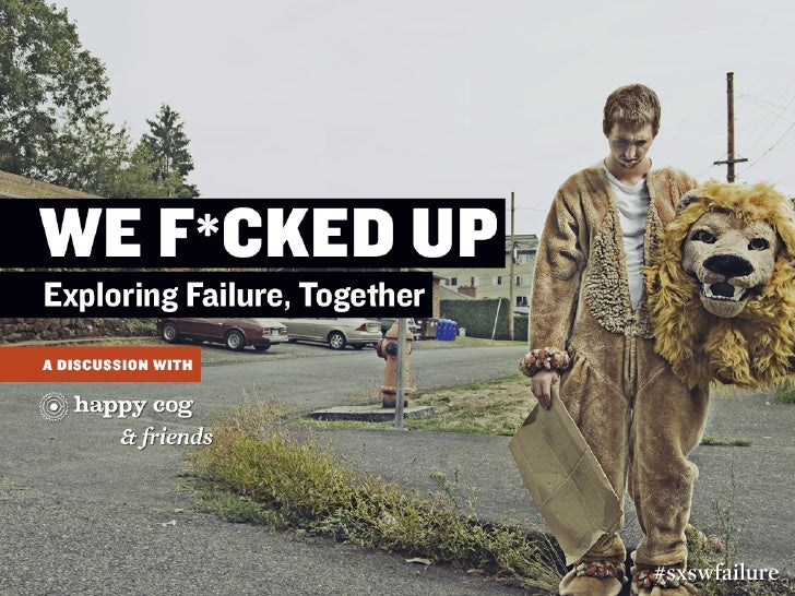 #sxswfailure