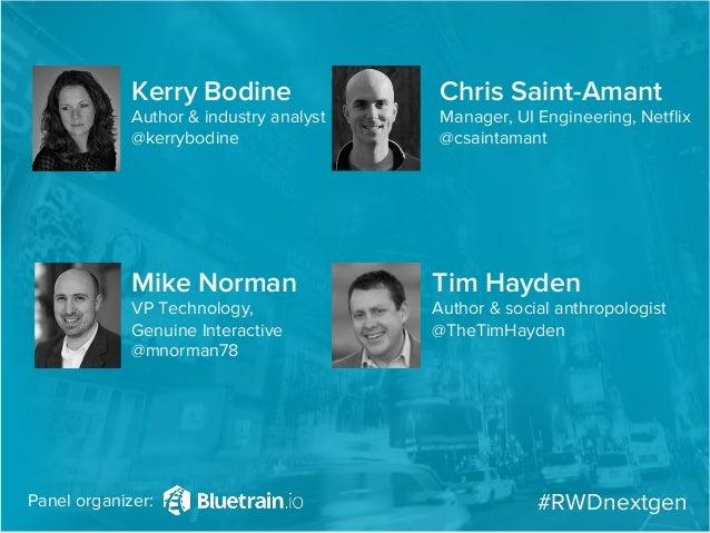 SXSW Next Gen Responsive Design Slide 2