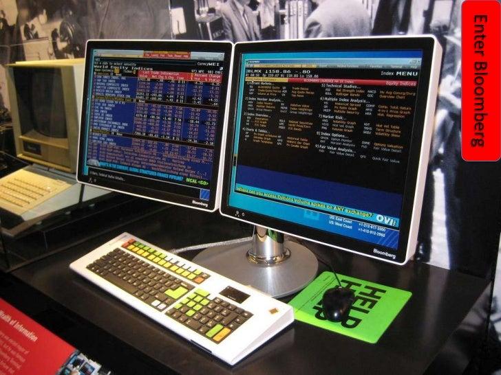 Enter Bloomberg<br />