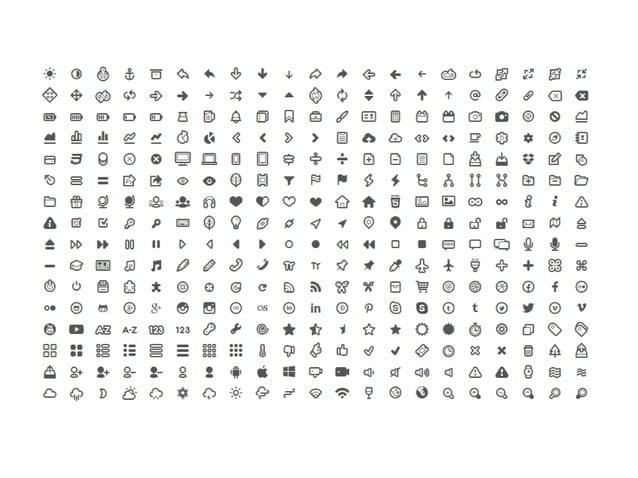 SXSWUI15  UI Patterns: Then & Now