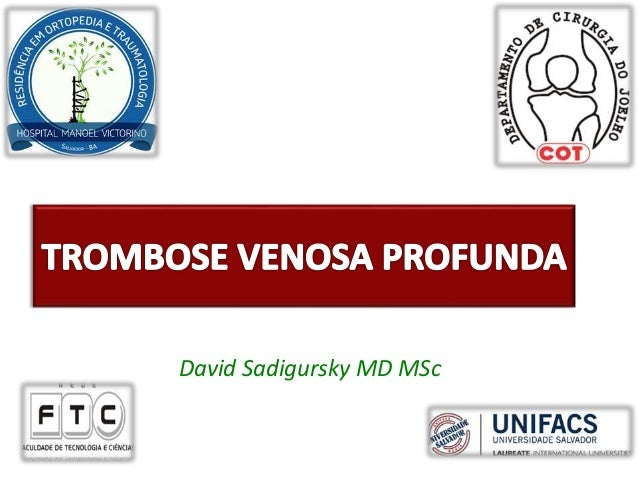 David Sadigursky MD MSc