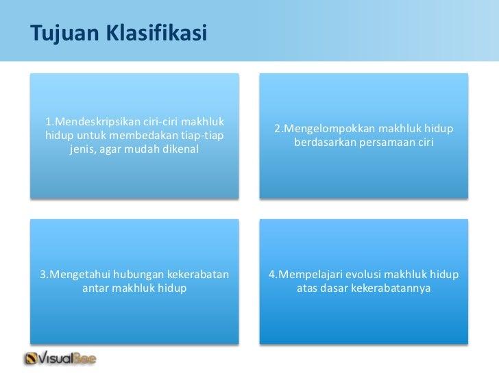 Klasifikasi Makhluk hidup 5 kingdom Slide 3