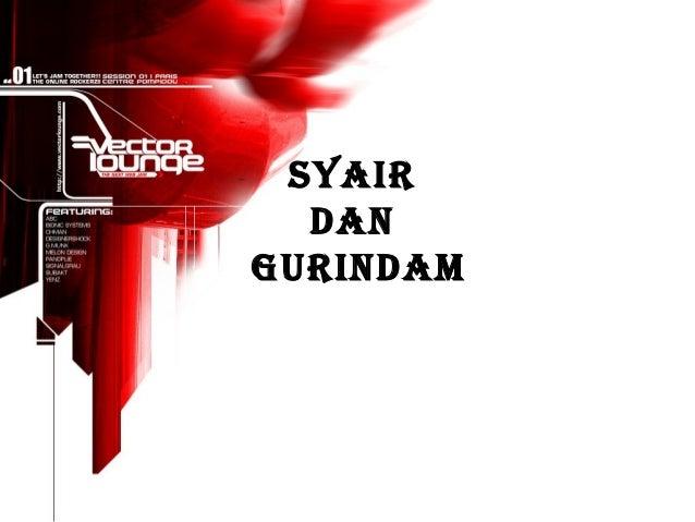 Contoh Gurindam Bahasa Indonesia Tweeter Directory