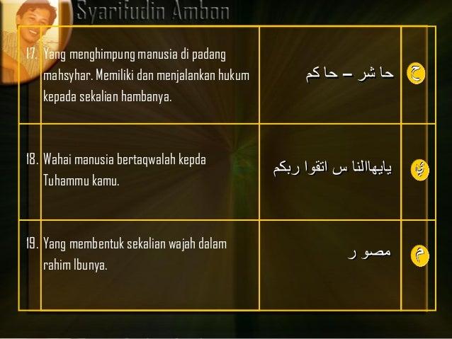 13 Keutamaan Membaca Basmallah