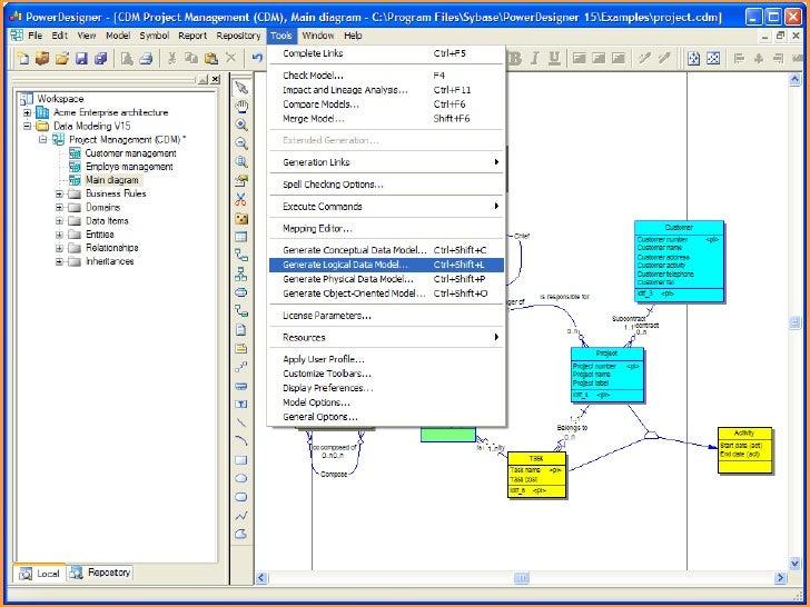 TUTORIAL POWERDESIGNER 15 PDF DOWNLOAD