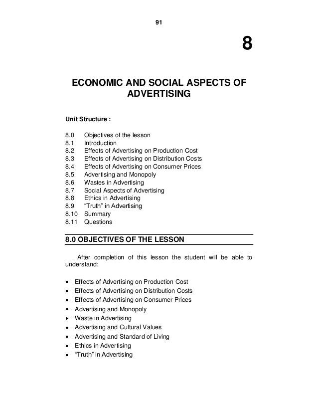 Introduction Advertising