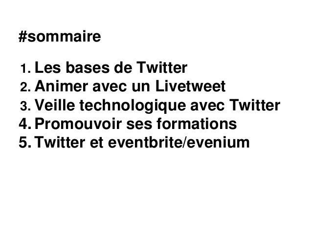 Sycfi - Twitter pour les formateurs v.1.1 Slide 3