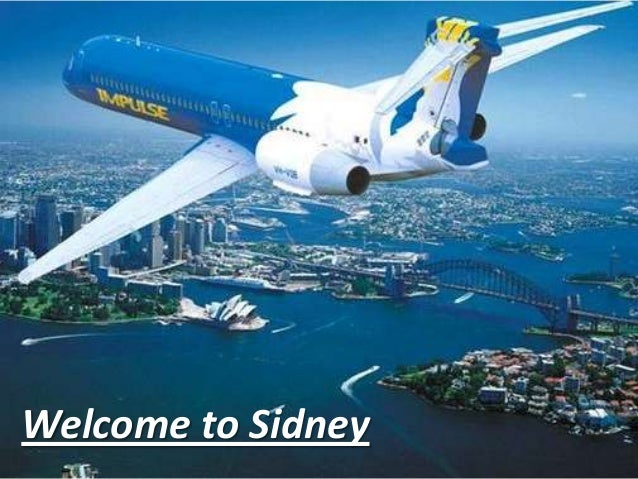 Welcome to Sidney