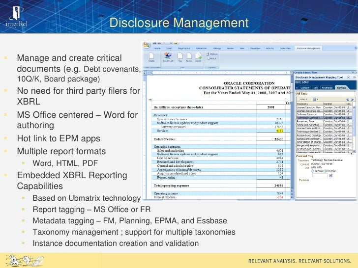 sydney hyperion financial reporting top 10 tips and tricks 09 20 11 rh slideshare net Hyperion Interactive Reporting Documentation Oracle Hyperion Financial Reporting
