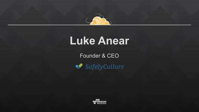 Luke Anear Founder & CEO