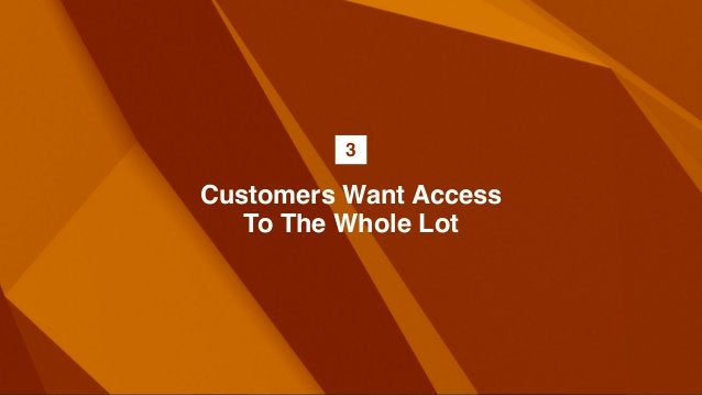 Customers Want To Use The Leading Platform Largest customer & partner community Most functionality Longest experience