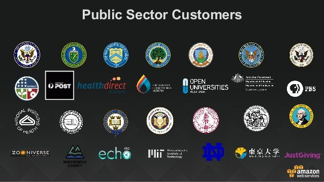 Public Sector Customers