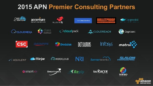 2015 APN Premier Consulting Partners
