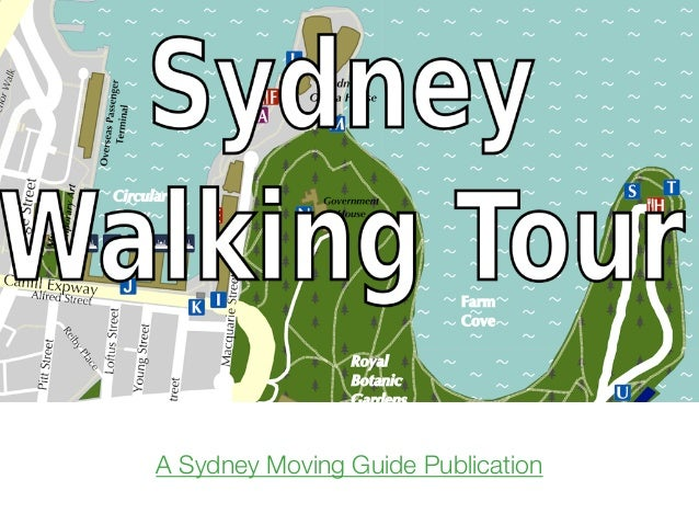 Looking for What To Do in Sydney Free Sydney Walking Tour with PDF – Tourist Map of Sydney