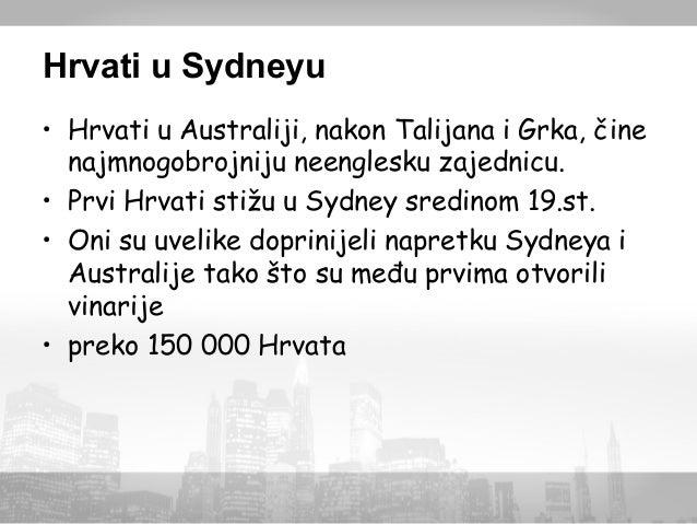 izlazi preko 40 Sydneya brzinsko druženje licem u lice