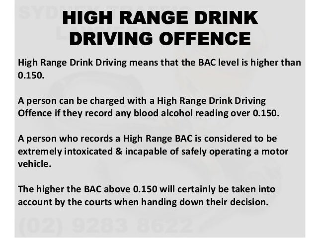 the types penalties and defenses related to drinking and driving offences One of the largest penalties for drinking and driving offences is the effect the conviction will have on the drivers and families insurance rates  charges related .