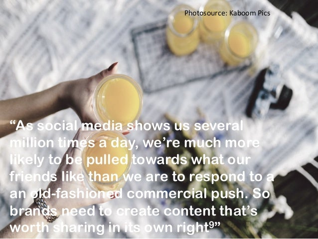 """""""As social media shows us several million times a day, we're much more likely to be pulled towards what our friends like t..."""
