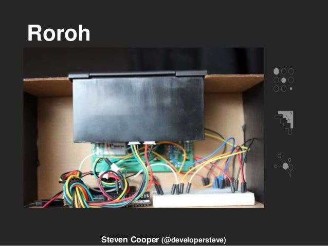 Roroh Steven Cooper (@developersteve)