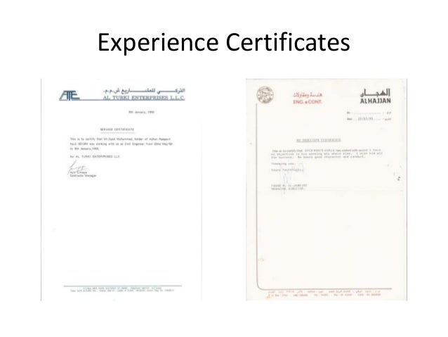 Syed mohammed project manager civil experience certificates 16 spiritdancerdesigns Image collections