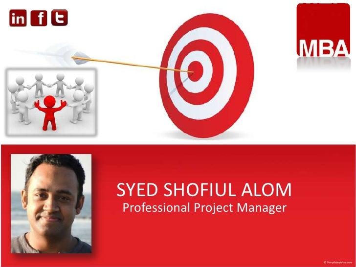 Syed Shofiul Alom
