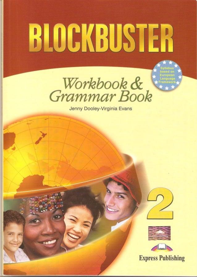 Blockbuster 2 английский гдз