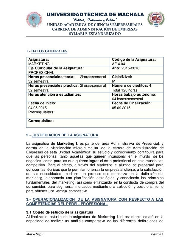 """UNIVERSIDAD TÉCNICA DE MACHALA """"Calidad, Pertinencia y Calidez"""" UNIDAD ACADÉMICA DE CIENCIAS EMPRESARIALES CARRERA DE ADMI..."""