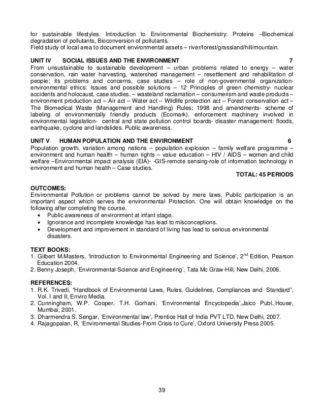 Principles Of Agriculture Food And Natural Resources Syllabus