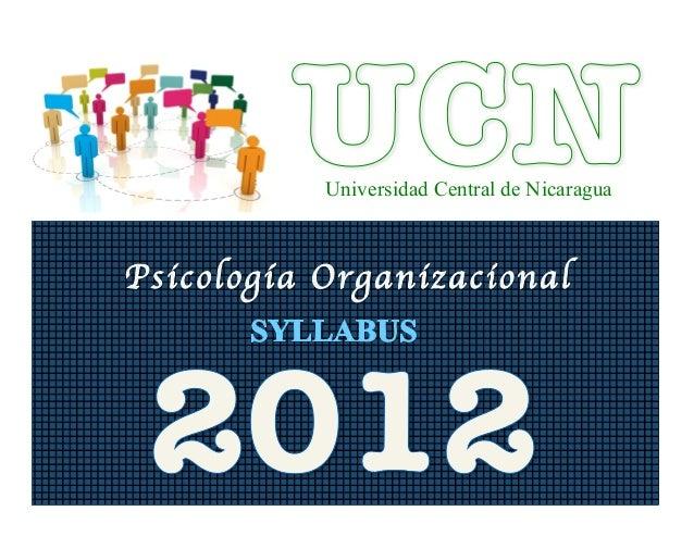 Universidad Central de Nicaragua