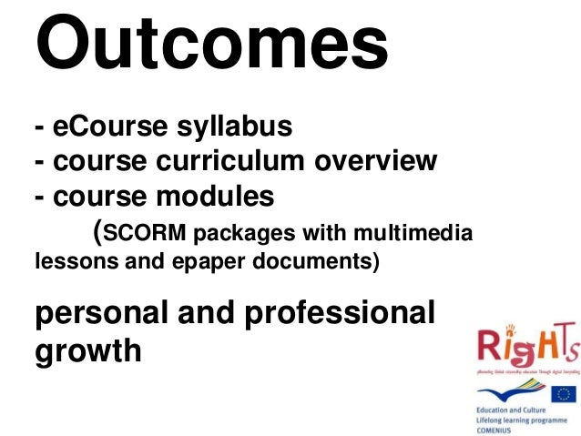 20130926 Syllabus building and elearning methods