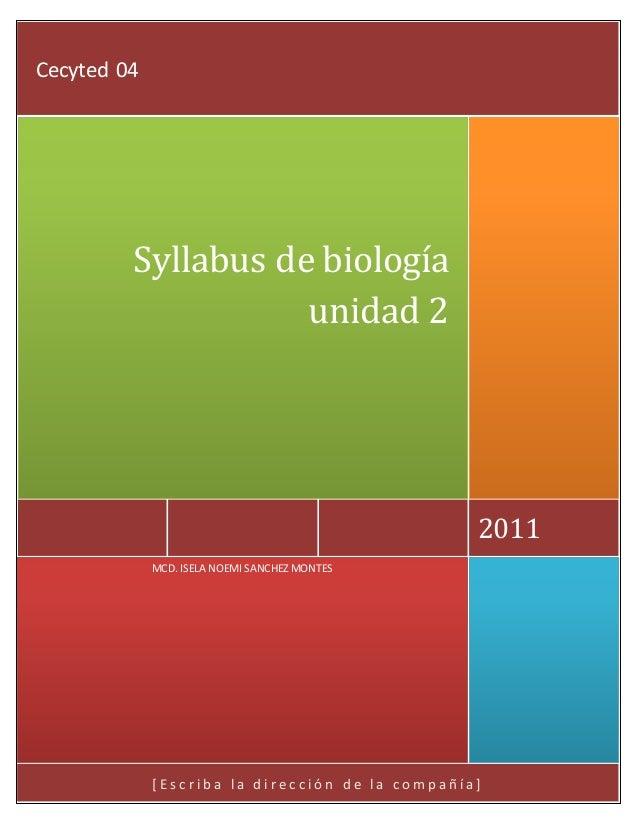 vpara syllabus 2