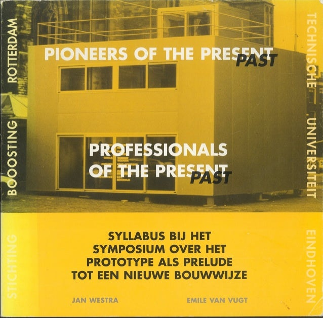 1996 - Syllabus Symposium Pioneers of the Past Professionals of the Present