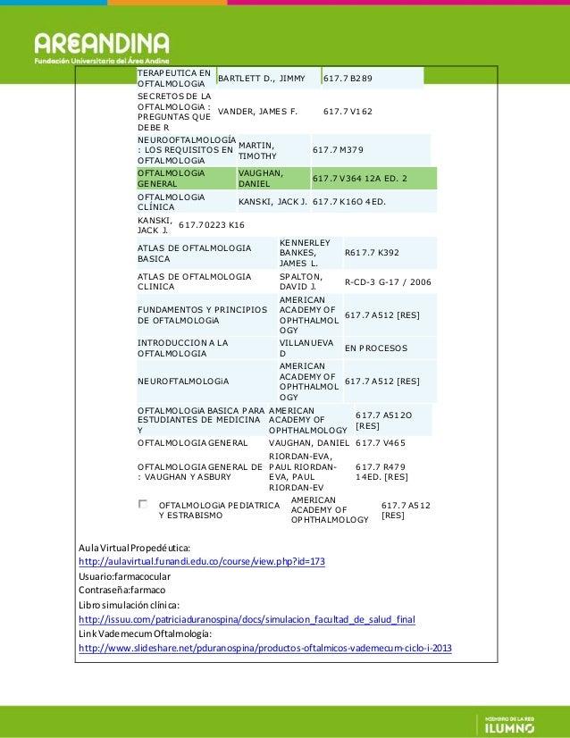 Oftalmologia clinica kanski
