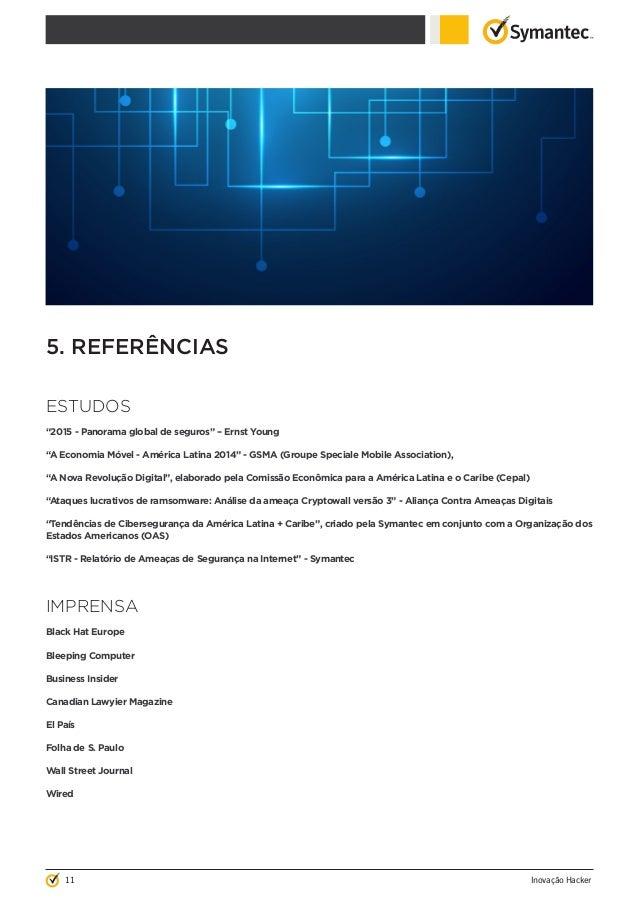 Symantec - Inovação Hacker: de espionagem industrial por
